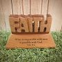 印尼木雕-GW-304/FAITH