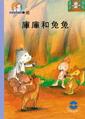 性格童話繪本(15)/庫庫和兔兔