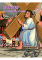 耶穌受苦(中英對照)-兒童漫畫